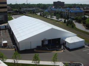 Temporary Buildings | American Pavilion