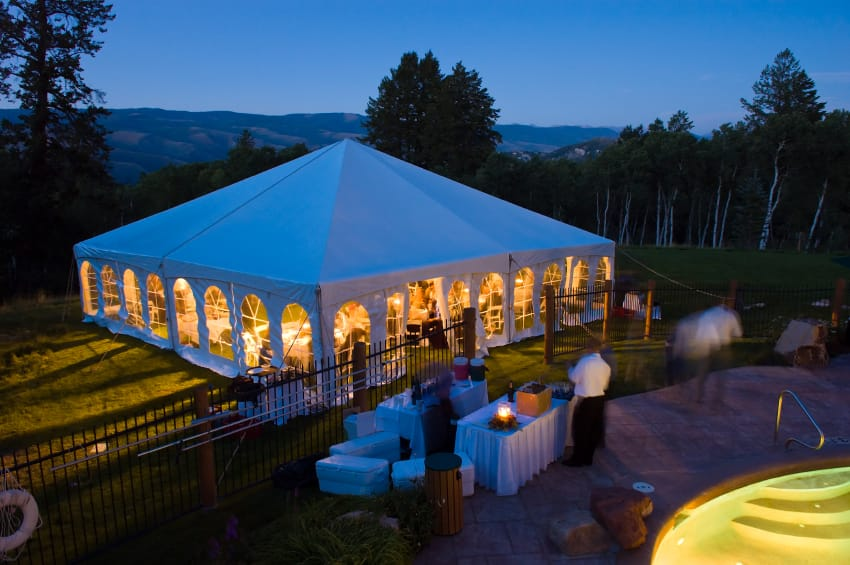 How to Choose the Perfect Party Tent | American Pavilion