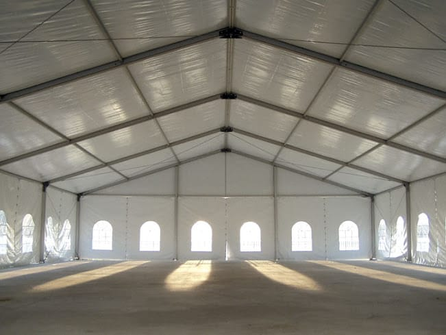Clear Span Tent | American Pavilion