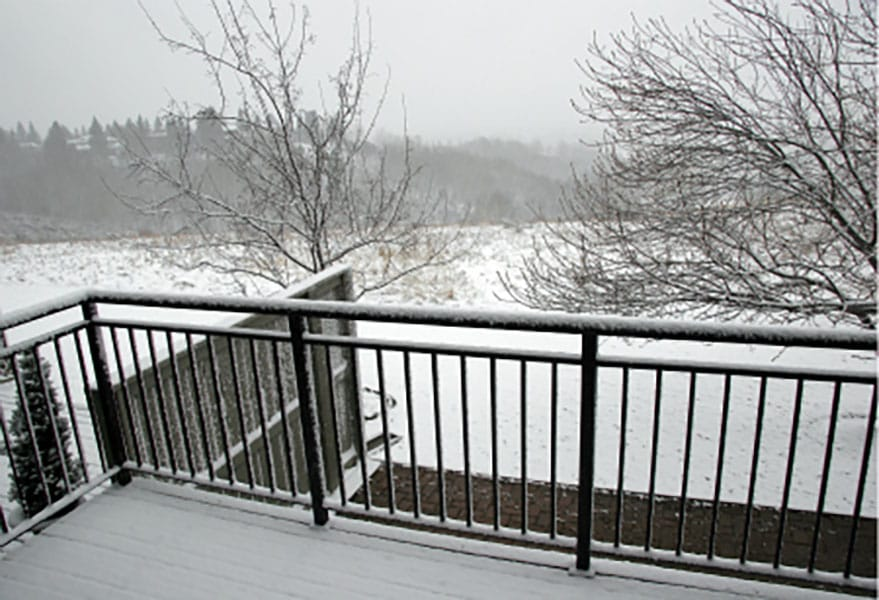 Preparing Your Construction Project For Winter Storms | American Pavilion