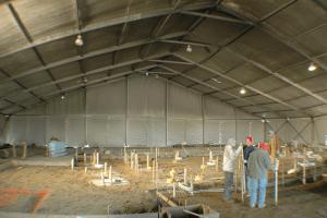 Temporary Building Structures Provide Enduring Refuge | American Pavilion