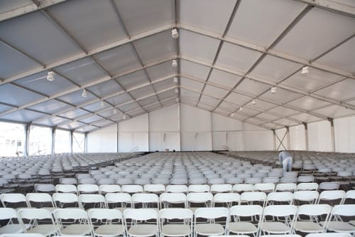 Tent Structures - Fabric Structures