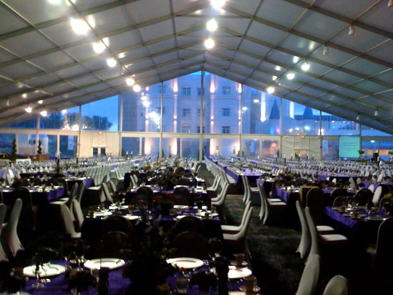Large Tent Rentals: Picking the Right Event Management Company | American Pavilion