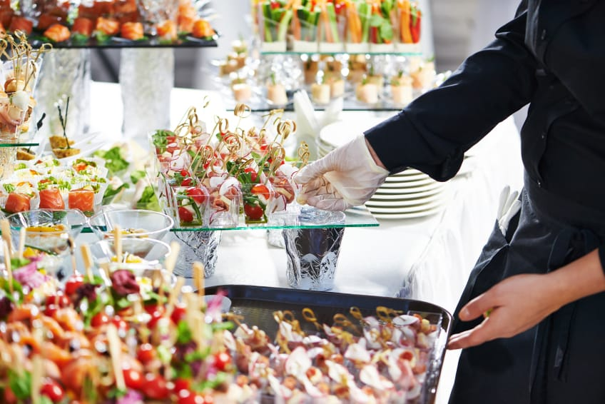 New Trends for Food and Beverage at Events | American Pavilion