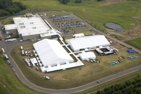 Clear Span Tents: Practical, Cost-Effective and Attractive | American Pavilion