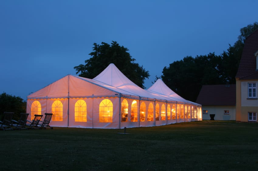 Wedding Tents | American Pavilion