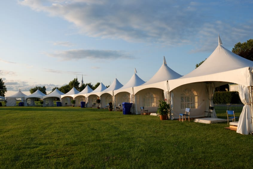 Temporary Structures for Events | American Pavilion