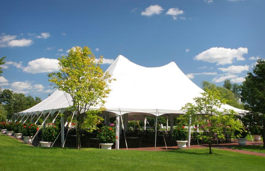 Rent a Tent | American Pavilion