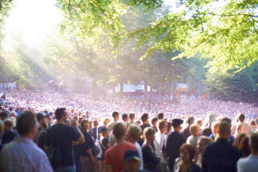 Outdoor Music Festival | American Pavilion