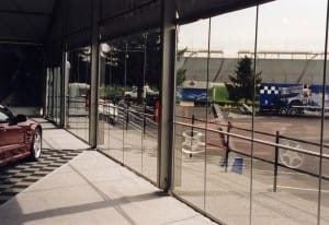 glass side walls, rental tent, clearspan glass wall