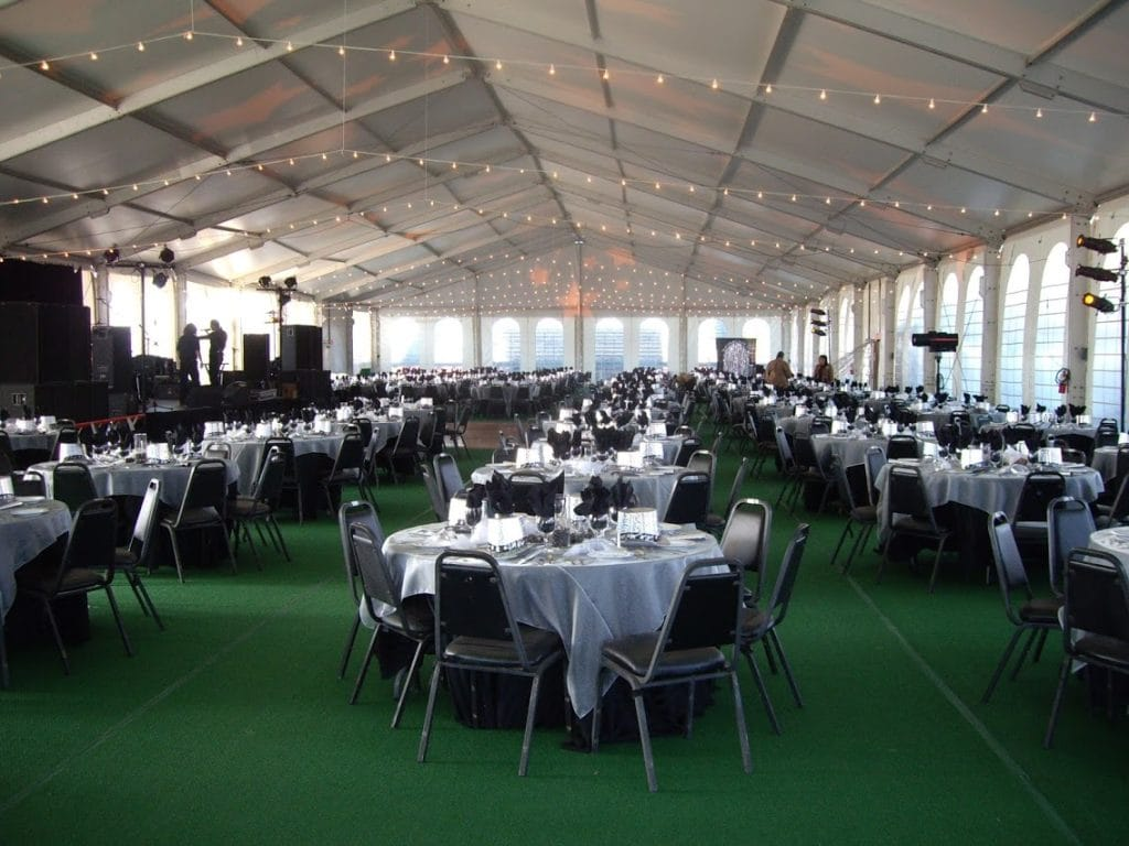 Hosting Your Next Event in a Tent | American Pavilion