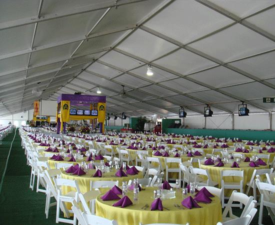 Tent Rental Service | American Pavilion