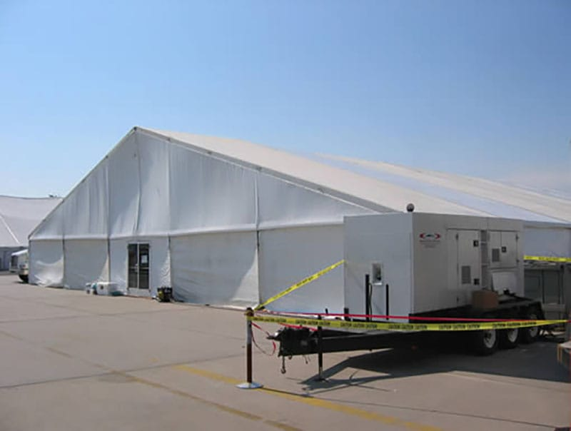 Use a Temporary Warehouse to Remain Effective While Providing Aid After a Crisis | American Pavilion