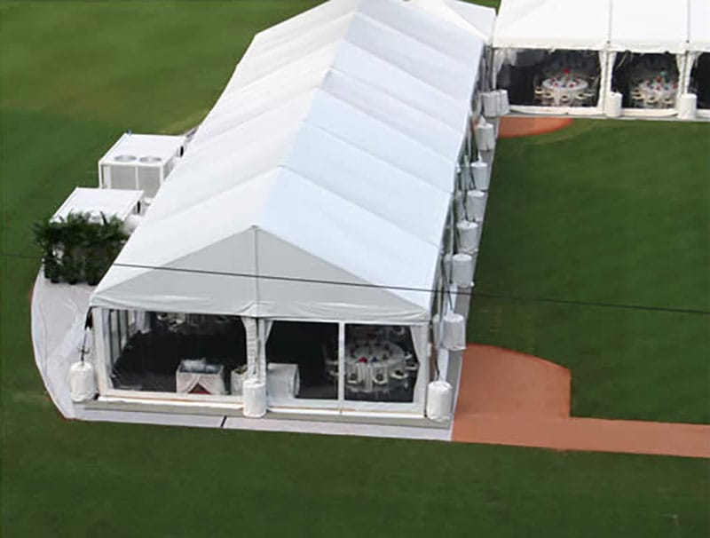 Advantages of Tent Structures | American Pavilion
