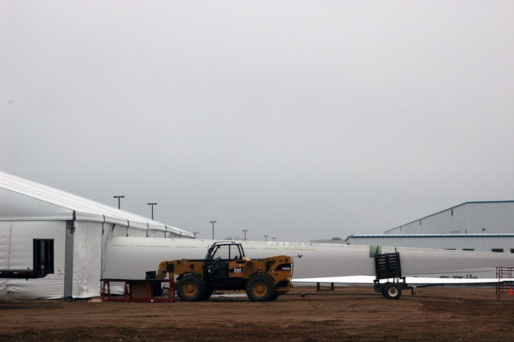 3 Reasons to Rent an Industrial Tent for Your Construction Site | American Pavilion