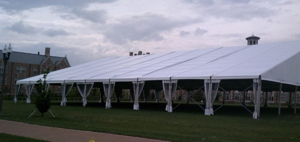 Using a Clear Span Tent to Enhance Your Event | American Pavilion