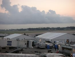 Hurricane Disaster Relief Tents | American Pavilion
