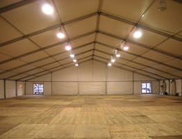 Fire Disaster Tents | American Pavilion