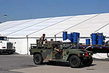 Military Disaster Relief Services | American Pavilion