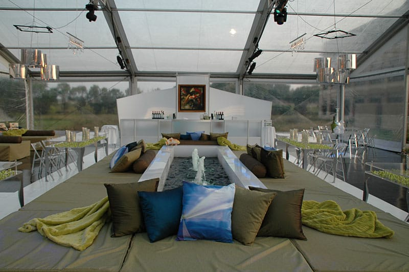 Seeing Clearly: Why Transparent Tents are the Future | American Pavilion