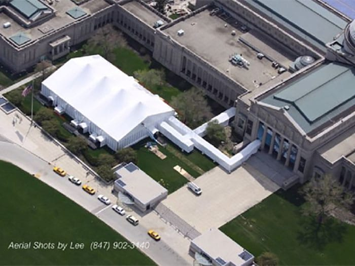 Go Green With a Large Tent Rental   American Pavilion