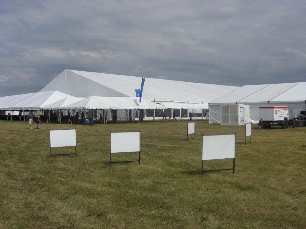 Durable Tents | American Pavilion & Clear Span Tents are Durable Tents - American Pavilion