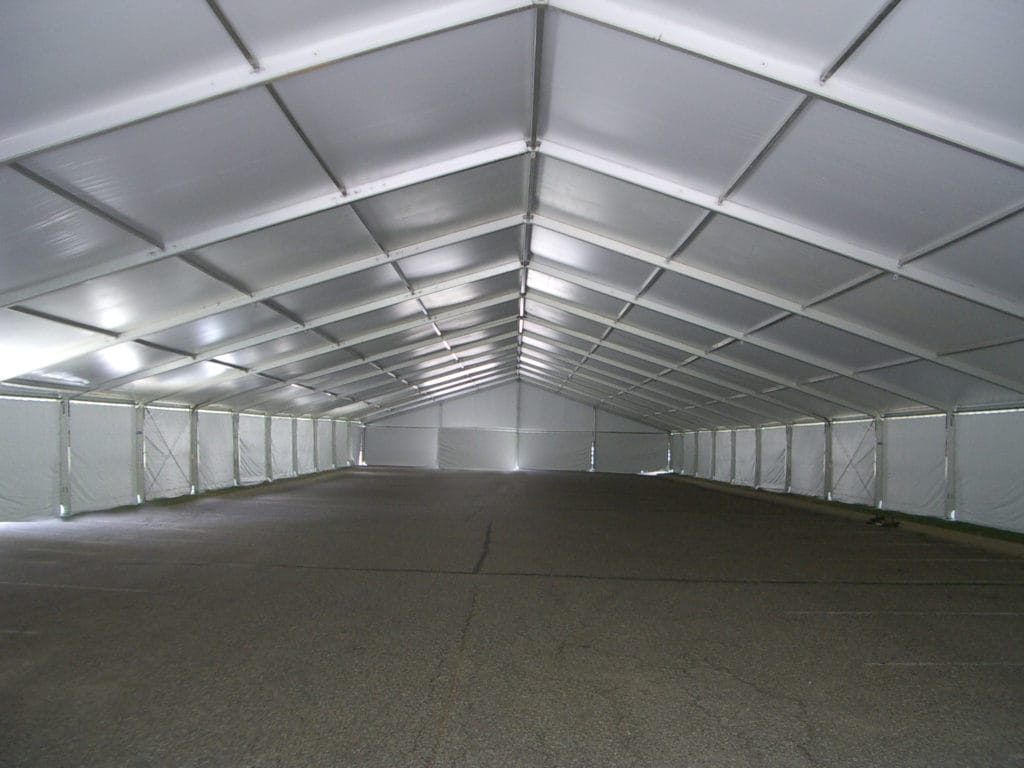 The Benefits of Temporary Warehouse Structures | American Pavilion