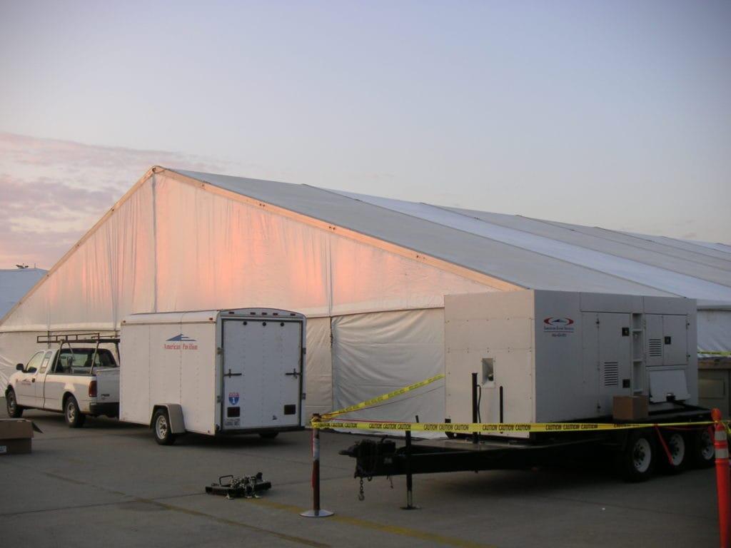 Tent Structures | American Pavilion