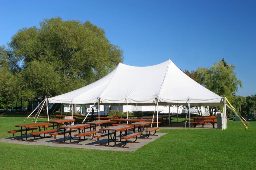 Large Tent Rental | American Pavilion