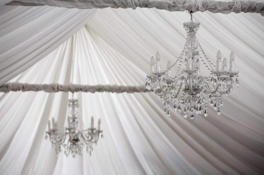 Ceiling Designs For Your Wedding Tent Decorations American Pavilion