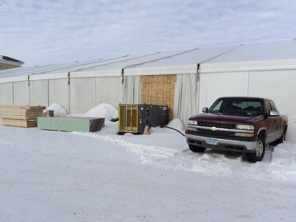 Large Tent Rentals | American Pavilion