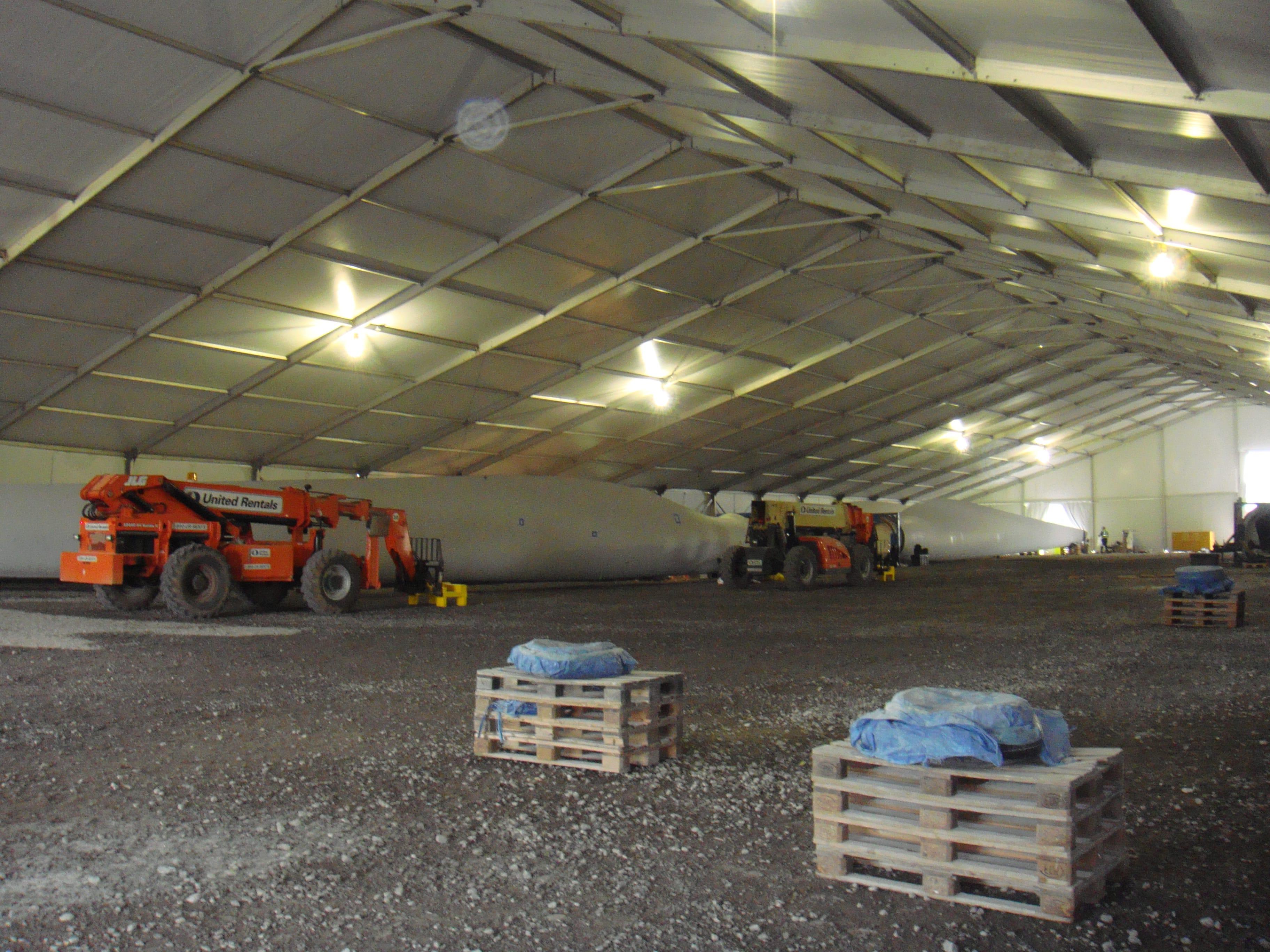 Construction Tent Rental   American Pavilion
