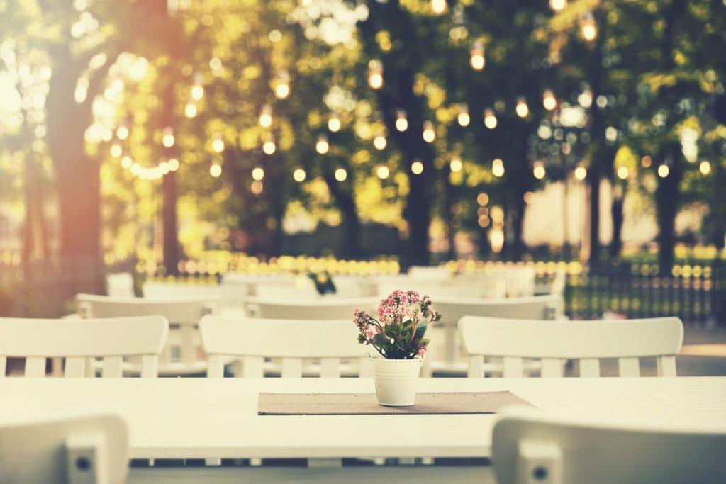 Backyard Wedding | American Pavilion