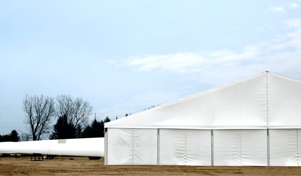 Commercial Tents   American Pavilion