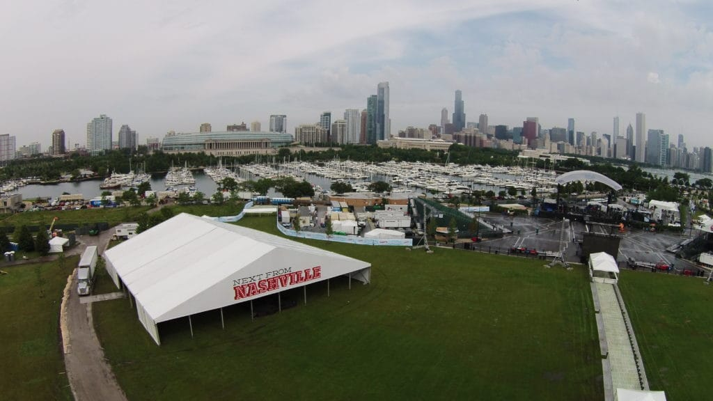 Clear Span Fabric Structures | American Pavilion