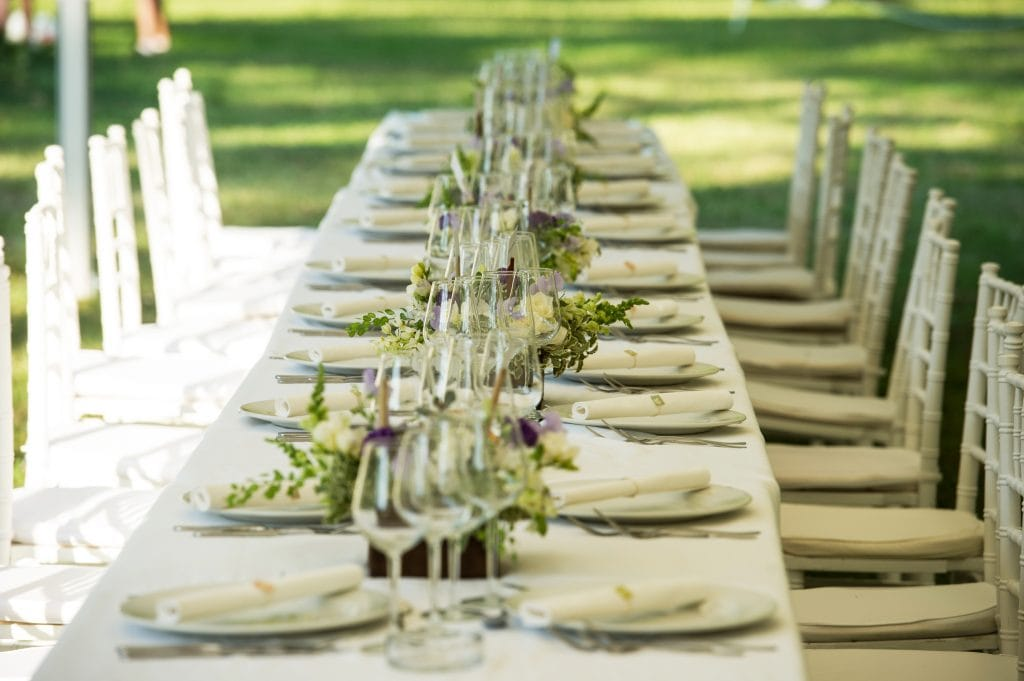 Simple Table Decorations for Any Event - American Pavilion